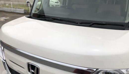 【Honda N-BOXレビュー】1ヶ月乗ってみて燃費や満足度は?