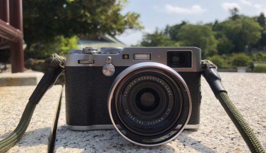いつでも持ち出せるカメラとしてX100Fを入手。X-H1のサブにぴったり。