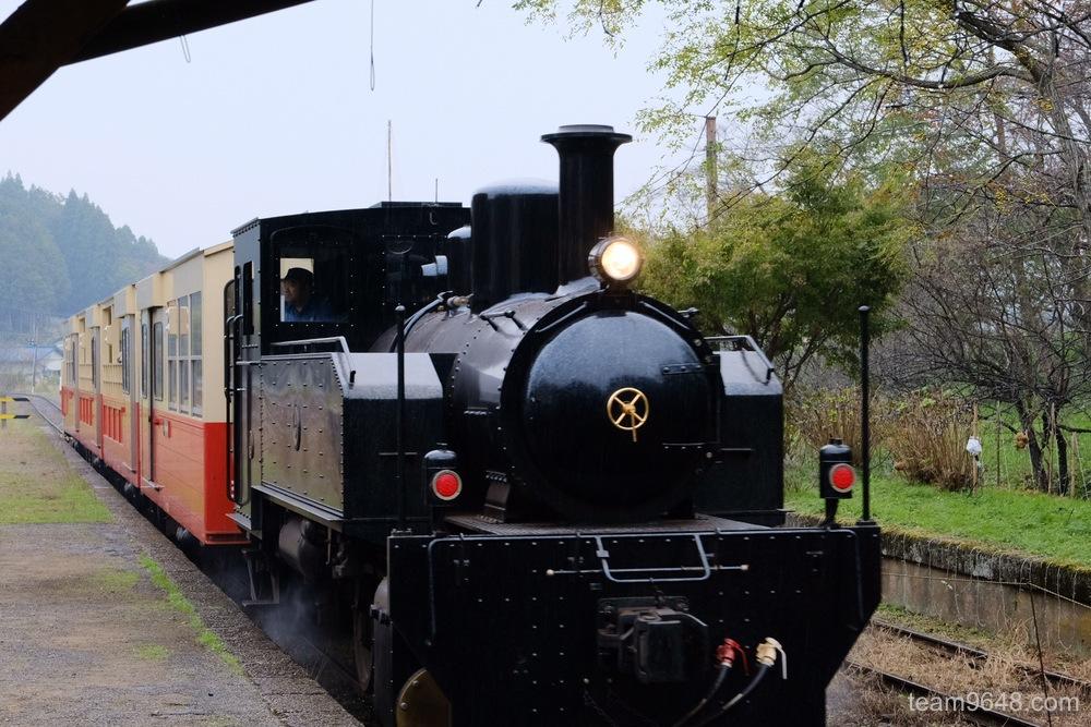 小湊鐵道 トロッコ