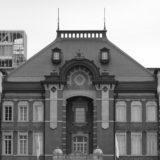 東京駅 XF90mm