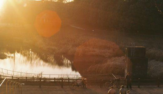Kodak Ektar100(エクター100)の作例。彩やかな色で風景を印象的に残してくれるフィルム。