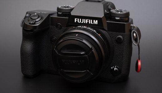 【FUJIFILM X-H1レビュー】購入から半年経って、改めて感じる使いやすさ(操作編)