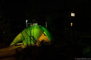 キャンプにもぴったり。mont-bell(モンベル)の大定番「ムーンライトテント」5型をレビュー