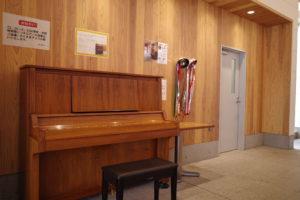 銚子駅 ピアノ