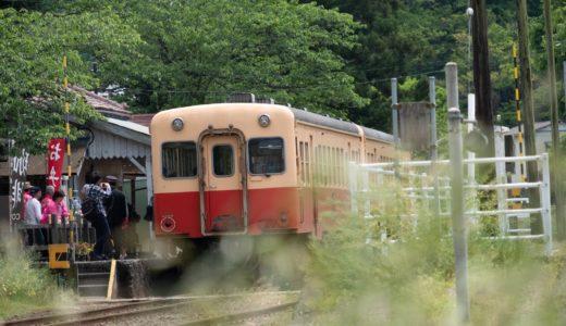 小湊鐵道沿いを無計画にツーリングしながら写真を撮った(その2_里見)