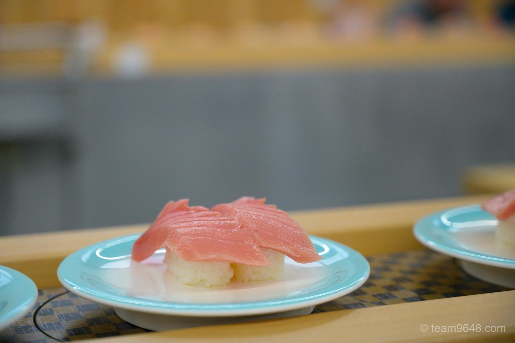 那珂湊おさかな市場 回転寿司