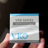 VKO 木製 ソフトシャッターレリーズボタン